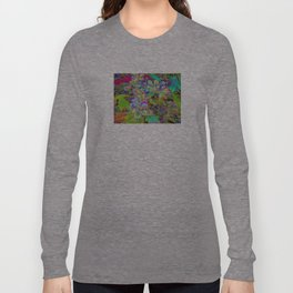 Pastel Phlox Long Sleeve T-shirt