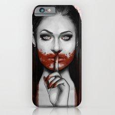 Man Eater iPhone 6s Slim Case