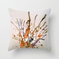 Burst 2 Throw Pillow