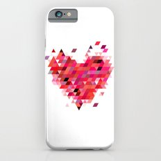 Heart1 Red Slim Case iPhone 6s