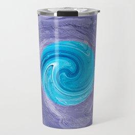 Abstract Mandala 286 Travel Mug