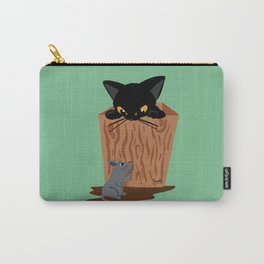 Hide-and-seek Carry-All Pouch