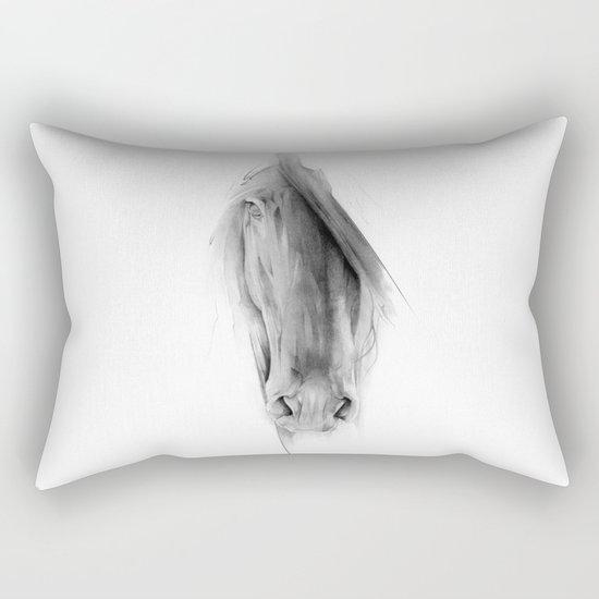 Horse 2023 Rectangular Pillow