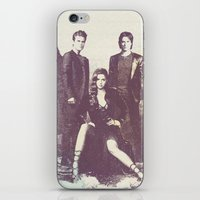 the vampire diaries iPhone & iPod Skins featuring The Vampire Diaries TV Series by Nechifor Ionut