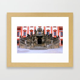 Troja  Framed Art Print