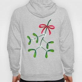 Meet me under the Mistletoe Hoody