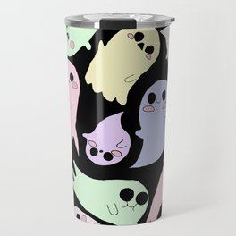 Spooky Ghost Party Travel Mug