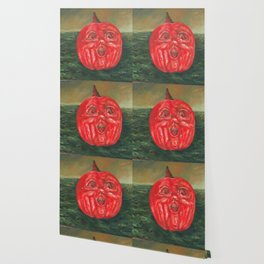 Jack o' Lantern Sea Wallpaper