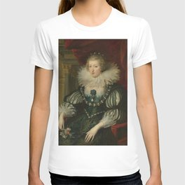 Anne of Austria (1601-1666). Wife of Louis XIII, king of France, workshop of Peter Paul Rubens, 1625 T-shirt
