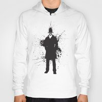 watchmen Hoodies featuring WATCHMEN - RORSCHACH (YELLOW EDITION) by Zorio