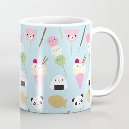 Japanese Kawaii Snacks Coffee Mug
