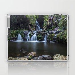 Elabana Falls in the Gold Coast Hinterlands Laptop & iPad Skin