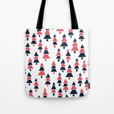 Forrest Pattern Tote Bag