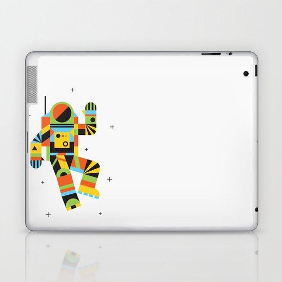 Hello Spaceman Laptop & iPad Skin