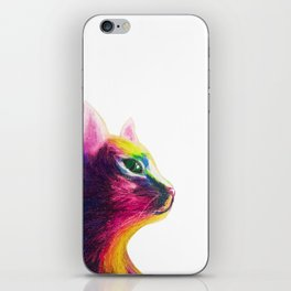 Chinese year of cats iPhone Skin