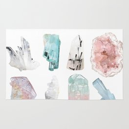 Crystals Rug