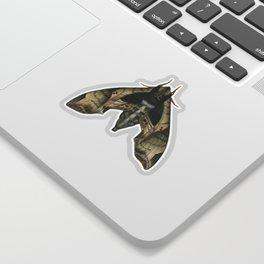Pandora Sphinx Sticker