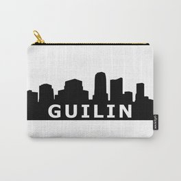 Guilin Skyline Carry-All Pouch