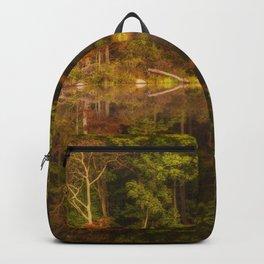 Autumn in Harriman, New York Backpack