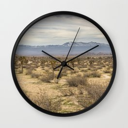 Saddleback Butte State Park Wall Clock