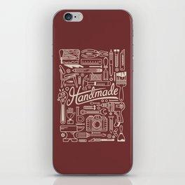 Make Handmade - Red iPhone Skin