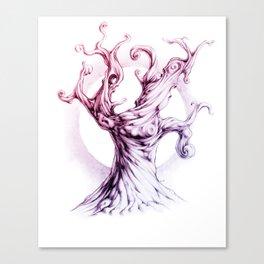 MusicTree Canvas Print