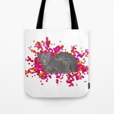 Cat's Meow Tote Bag