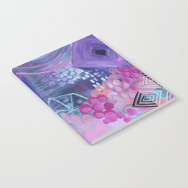 Dream in Purple Notebook