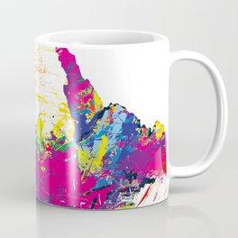 Mount Whitney USA mountainsplash Coffee Mug