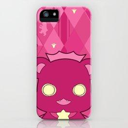 Monochromatic Kuma Ginko iPhone Case