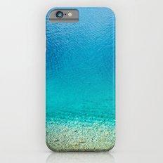 turquoise II. Slim Case iPhone 6s