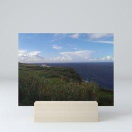São Miguel Island   Azores Mini Art Print