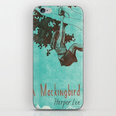 To Kill A Mockingbird iPhone & iPod Skin