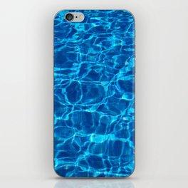 Blue Water iPhone Skin