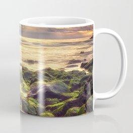 Gold n Green Coffee Mug