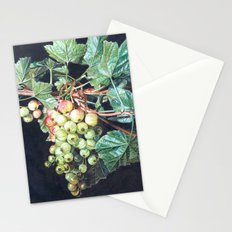BLACK CURRANTS Stationery Cards