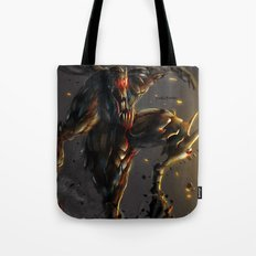 Wrath killer Tote Bag