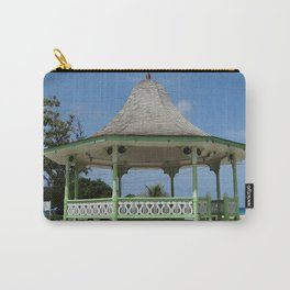A bandstand in Barbados Carry-All Pouch