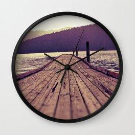 Chinook Wall Clock