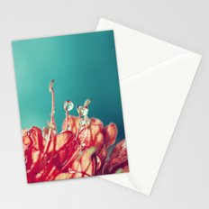 Holding On Stationery Cards
