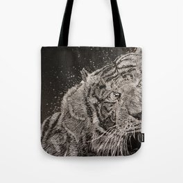 The Tiger Tote Bag