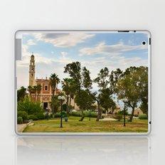 St. Peter's church, Jaffa Laptop & iPad Skin