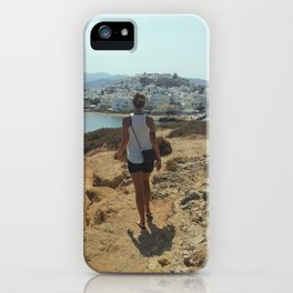 Road to Paradise iPhone Case
