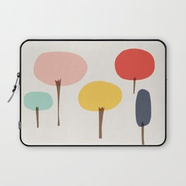 Glass Trees Laptop Sleeve