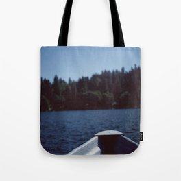 Row Boat Tote Bag