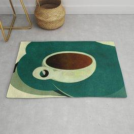 French Roast Coffee Rug