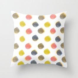 dot space dot Throw Pillow