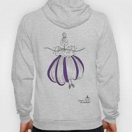 The purple sea-urchin Hoody
