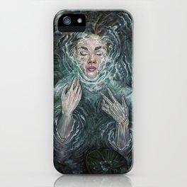 Topielica iPhone Case