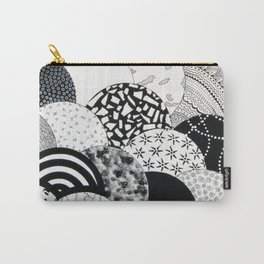 Scrubbing Bubbles Carry-All Pouch